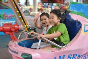 Sự kiện tháng 8: miễn vé cổng cho thiếu nhi tại Đầm Sen