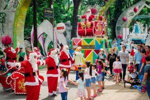 Noel Đầm Sen 2018: nhiều sự kiện đón chào năm mới 2019