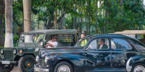 Ngày hội xe cổ Sài Gòn lần 2 sắp siễn ra tại Đầm Sen