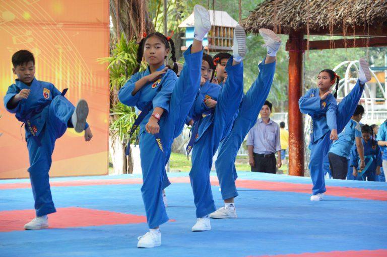 Festival võ nhạc – Thể dục toàn thành 2019: chính thức khai mạc