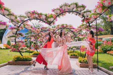 Cuộc thi ảnh Nàng hoa xuống phố: Trao giải cho 18 tác phẩm