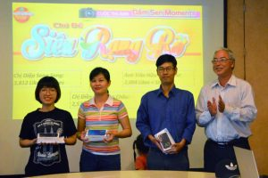 Giải thưởng 3 điện thoại Samsung A7 đã được trao