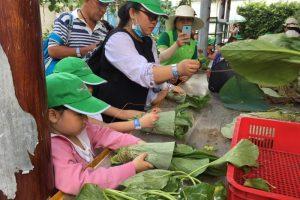 Giáo dục trải nghiệm: chương trình dành cho học sinh tại Đầm sen