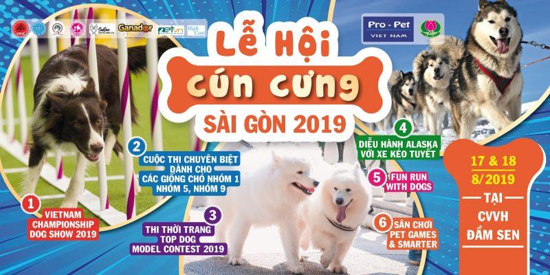 lễ hội cún cưng 2019