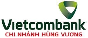 logo vietcombank hùng vương