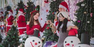Đầm Sen Noel 2020: miễn vé cổng cho trang phục giáng sinh