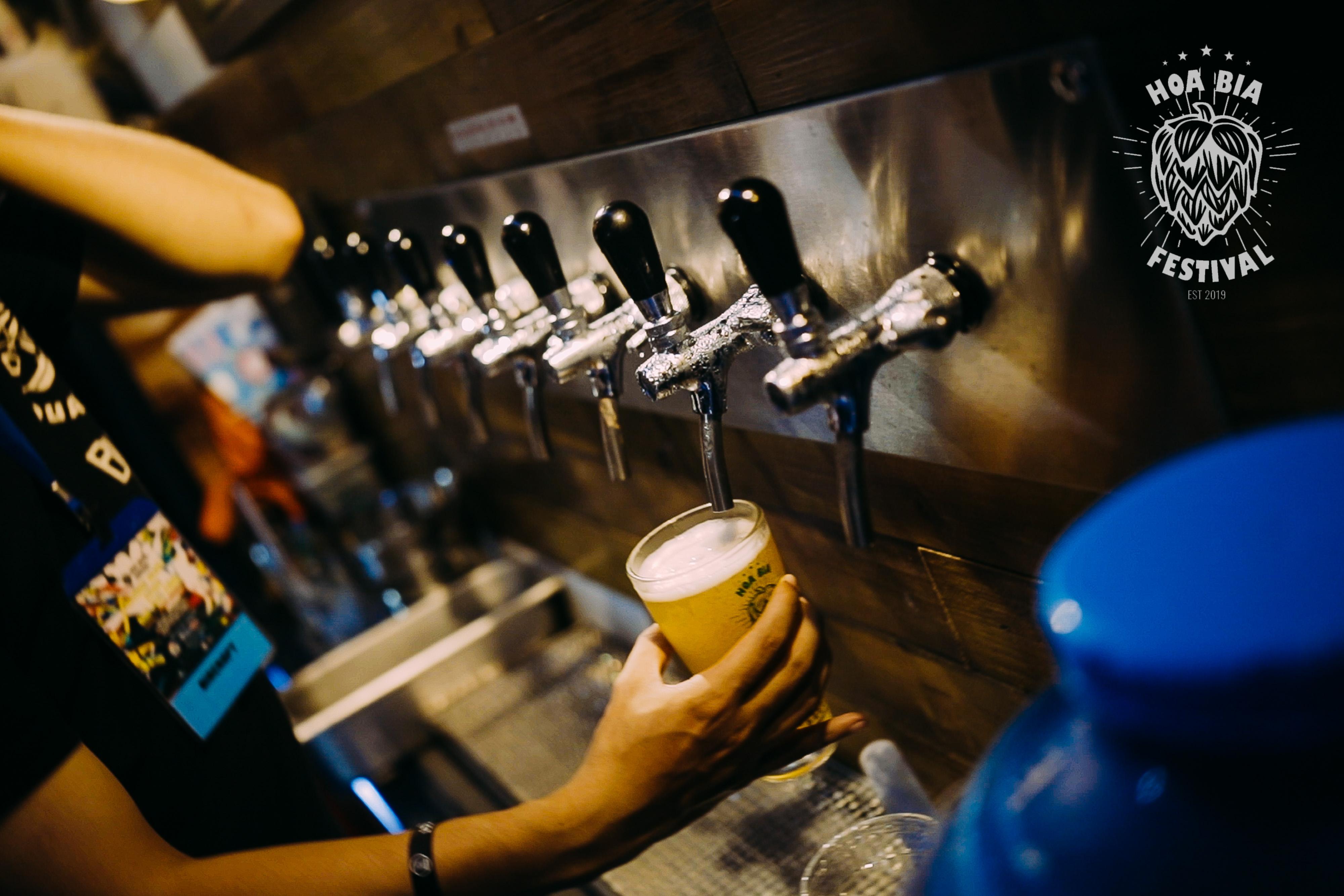 """14 thương hiệu beer thủ công sẽ cùng """"Countdown"""" tại Đầm Sen 1"""