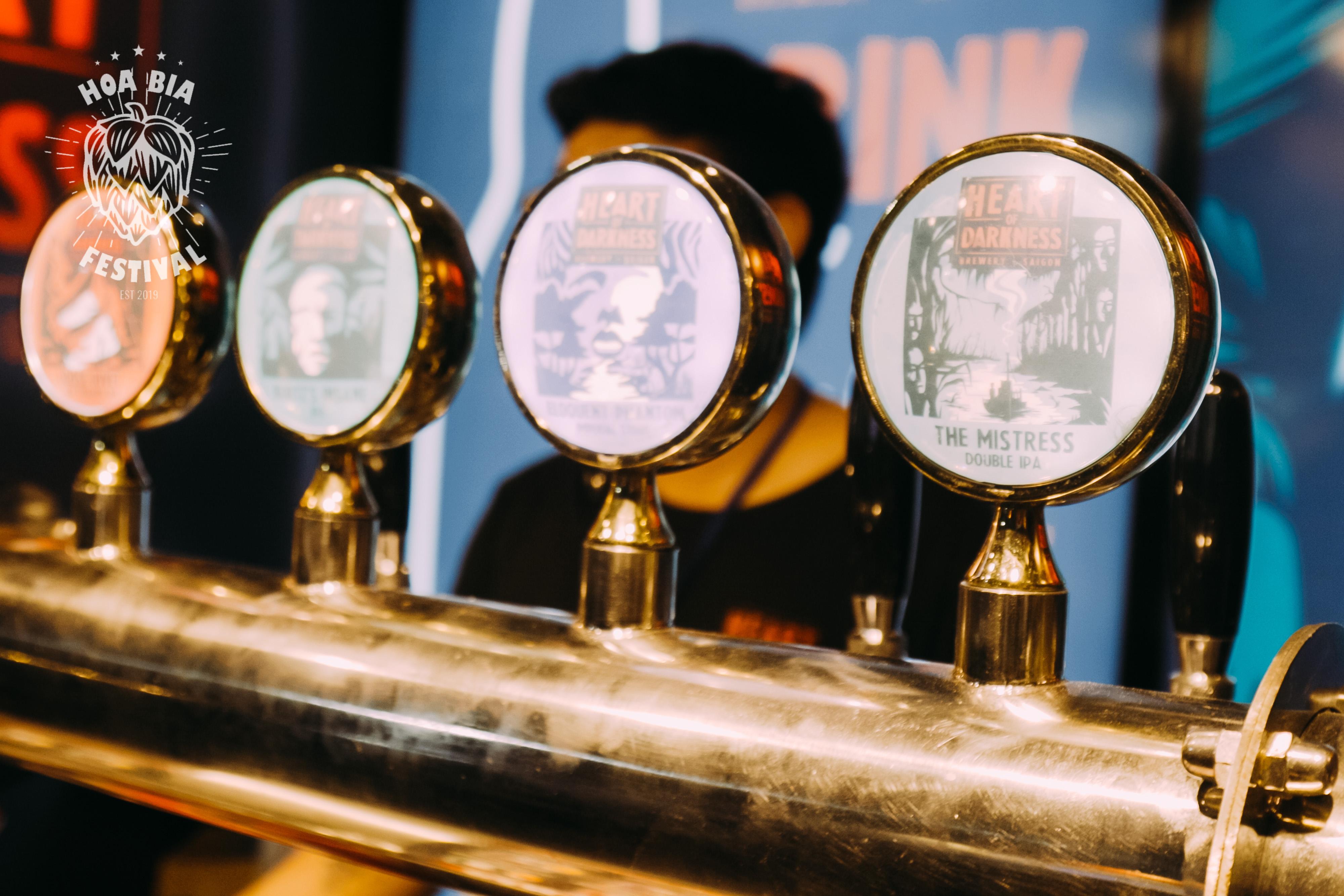 """14 thương hiệu beer thủ công sẽ cùng """"Countdown"""" tại Đầm Sen 8"""