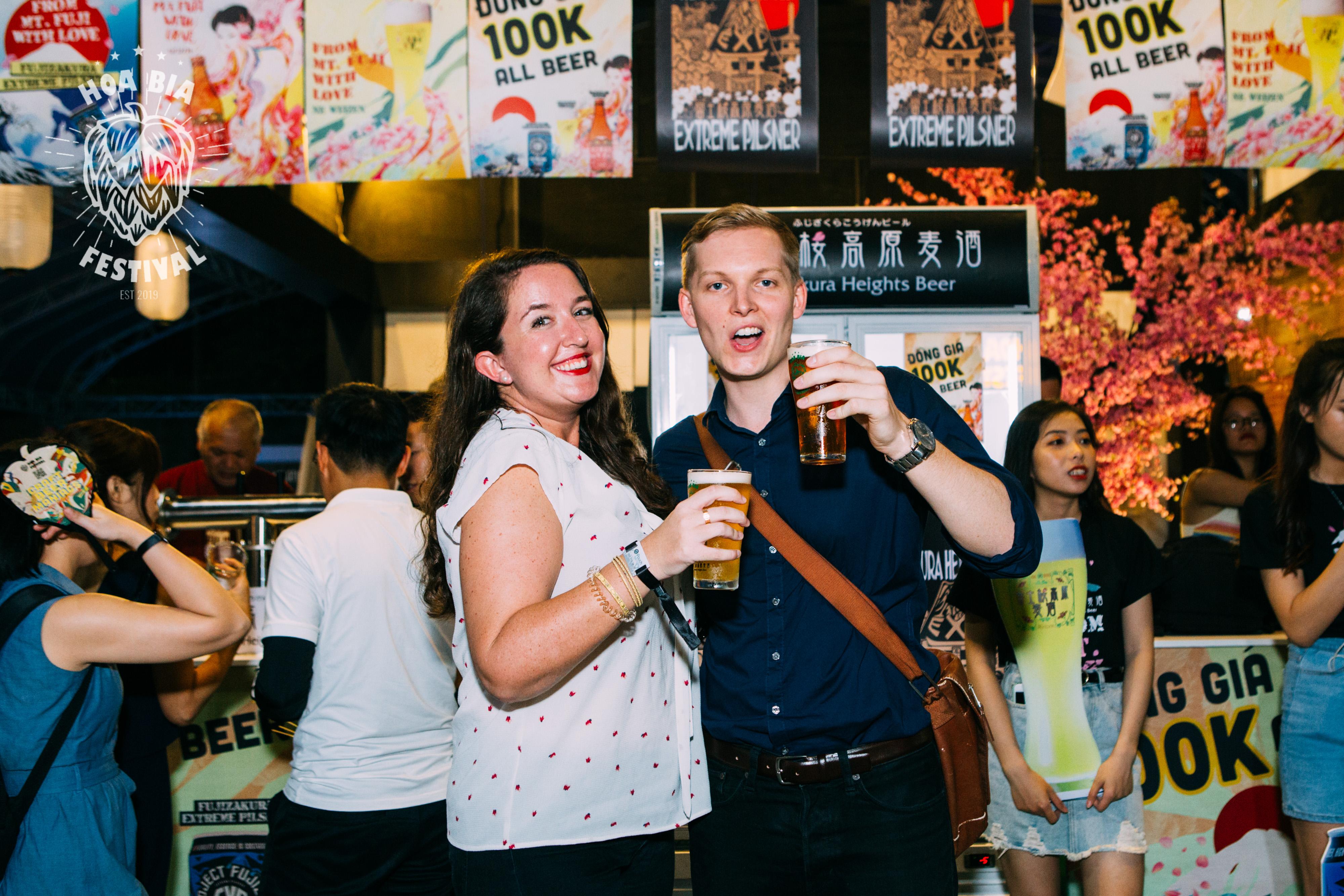 """14 thương hiệu beer thủ công sẽ cùng """"Countdown"""" tại Đầm Sen 7"""