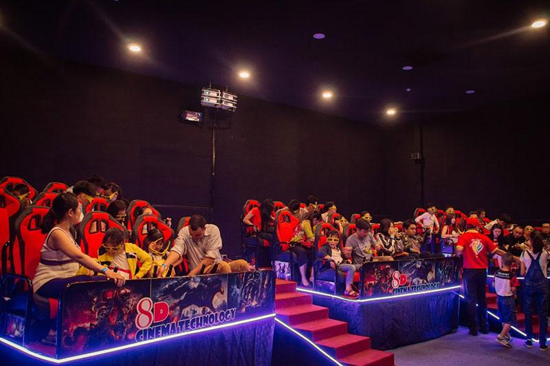 Xem phim Cinemax 8D