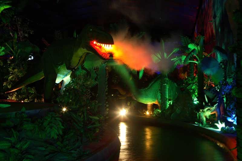 Công viên khủng long