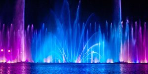 Sắp ra mắt nhạc nước Đầm Sen Water Show